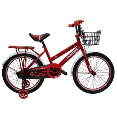 """BICYCLE BMX PHILLIPS 20"""" RED"""