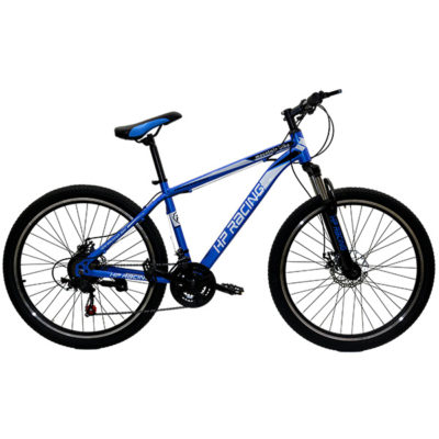 "BICYCLE MOUNTAIN BIKE HP RACING 26"" BLUE"