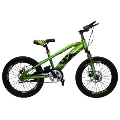 "BICYCLE MOUNTAIN BIKE PHILLIPS 20"" GREEN"