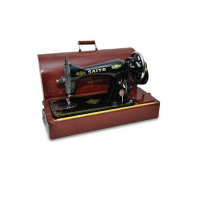 SEWING MACHINE SAITO HAND OPERATED @ (Available On Order Only)