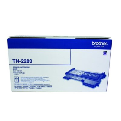 TONER BROTHER TN2280 (Available on order - 5 Days dispatch)