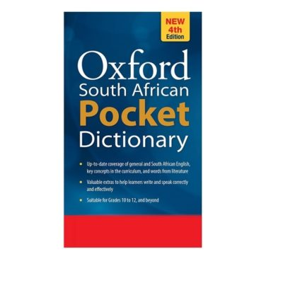 OXFORD DICTIONARY POCKET 4TH EDITION