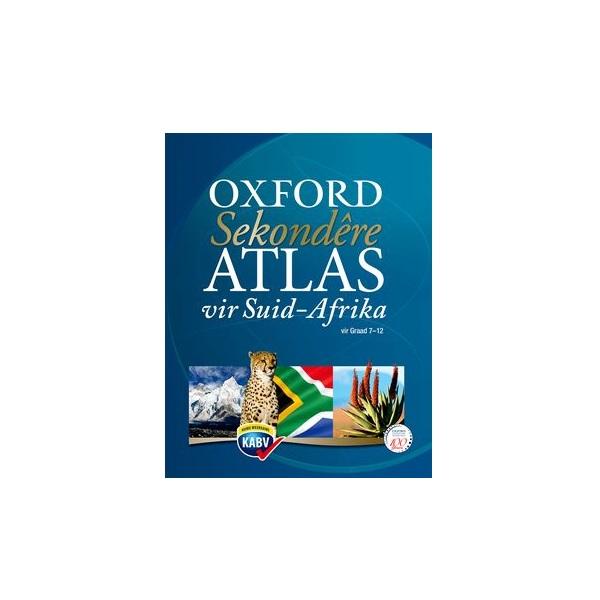 ATLAS OXFORD SEKONDERE GR7-4